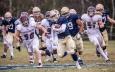 Roste, Royals Reign over Auggies, 62-6
