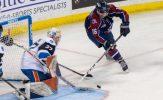 Gates, Tesink, Jackson Each Net Pair as Oilers Bury Thunder, 7-2