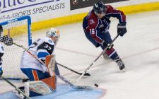 Gates, Tesink, Jackson Each Net Pair as Oilers Bury Thunder, 7-2
