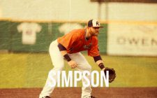 Chase Simpson Re-Signs with Cleburne