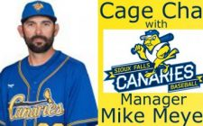 Cage Chat with Sioux Falls Canaries Manager Mike Meyer - Season 2