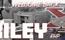 Rookie Joe Riley Returns to Explorers Bullpen