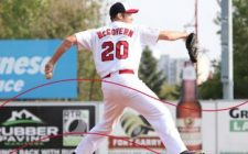 Co-Ace Kevin McGovern Re-Signs with Goldeyes