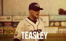 Railroaders Add Lefty Rick Teasley