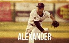 Garrett Alexander Re-Signs with Cleburne