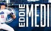 Ace Eddie Medina Re-Signs with Saints