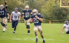 Sam Gibas Living a F.A.T. Life On and Off the Field at Bethel