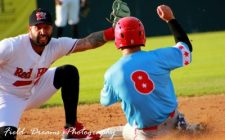 Arroyo Grand Slam Helps Dogs Rally – American Association Daily