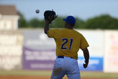 Tomscha Homer Not Enough for Canaries, Fall 7-4