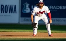 Martin, George Power Goldeyes to Opening Victory, 9-5