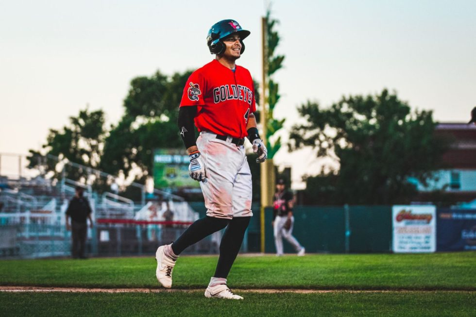 Extra-Inning Victory Gives Goldeyes Split