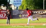 Pizzano, Ward Power RedHawks over Milkmen, 8-7