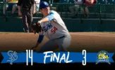 Chinea, Solter Propel Saints over Canaries, 14-3