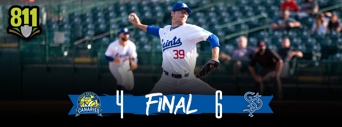 Bottom Third of Saints Order Leads Team with Power Surge, 6-4