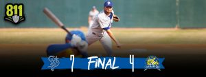 Allen, Saints Jump on Canaries Early, 7-4