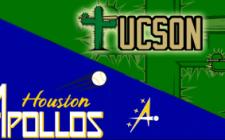 Full House Beats a Pair as Tucson Batters Houston, 13-4