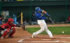 Canaries Dominated by Goldeyes in Rubber Match, 16-4