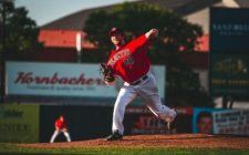 Goldeyes Pitching Dominates in Sweep of Saints
