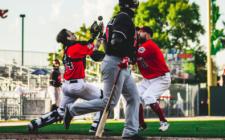 RedHawks Bullpen Shines in Double-Header Split