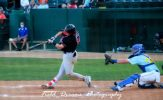 Hagens, Bullpen Lead RedHawks Over Canaries, 11-3