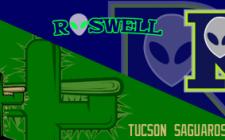 Etheridge Leads Tucson Destruction of Apollos 21-7