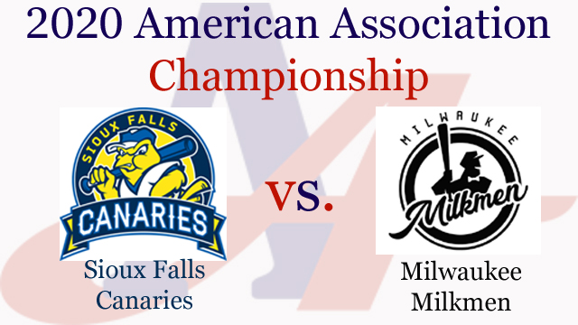 2020 American Association Championship Series Preview: Canaries vs. Milkmen