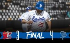 Saints Bullpen Rallies Team to Victory, 4-3