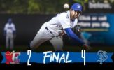 Error Helps Saints Rally to Fourth Straight Win
