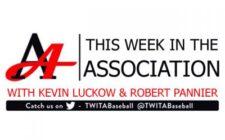 TWITA: 2020 American Association Championship - Game 1