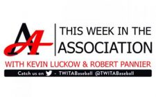 TWITA: American Association Champion Manager Anthony Barone