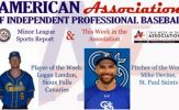 Landon, Devine Awarded Week 9 American Association Honors