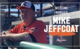 Mike Jeffcoat Named Railroaders New Manager