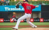 Goldeyes Add Former Major Leaguer Josh Lucas