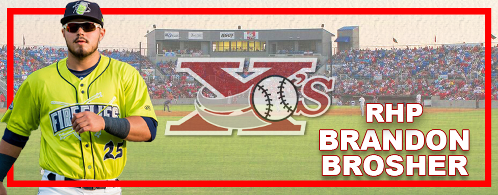 Explorers Sign Outfielder Brandon Brosher