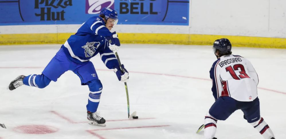 Durny Stymies Thunder as Oilers Win Late, 2-1