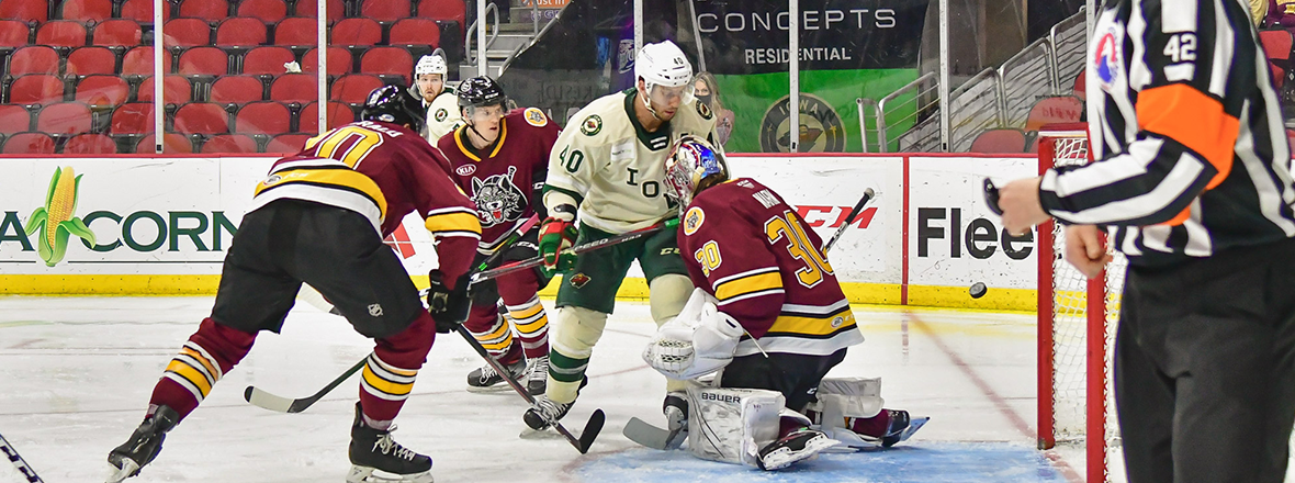 Warm, Wolves Woes Persist for Wild, Fall 4-0