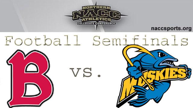 NACC Playoff Semifinals Matchup: Benedictine vs. Lakeland