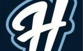 stylized H
