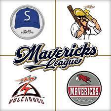 Mavericks Independent League logo featuring all four teams.