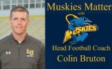Muskies Matters with Lakeland University Head Football Coach Colin Bruton - Season 4, Episode 3