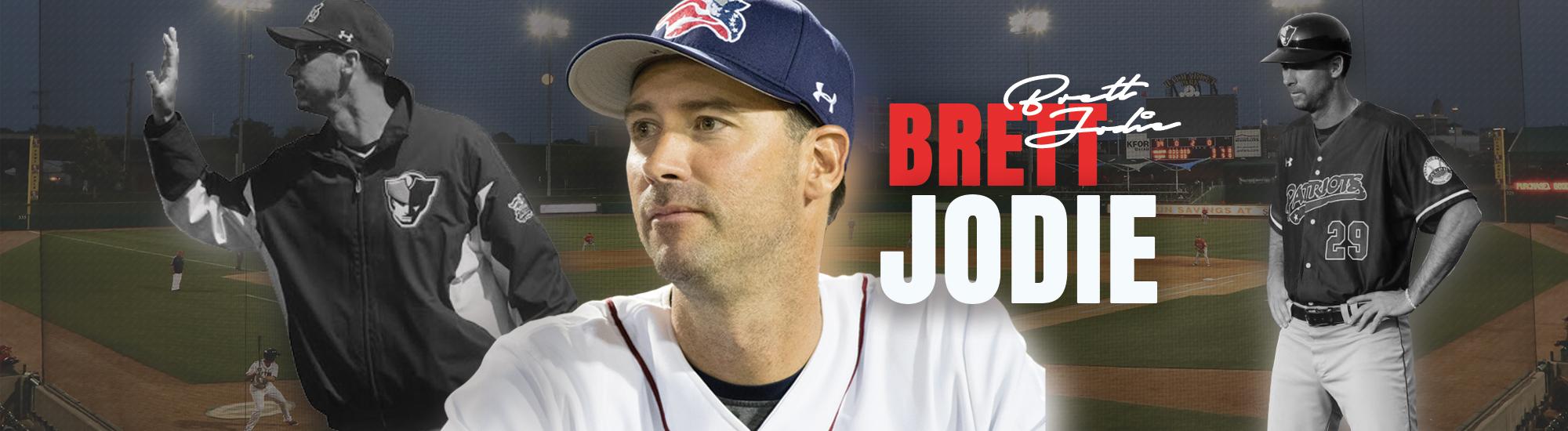 Lincoln Saltdogs Name Brett Jodie Manager