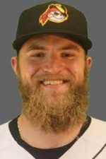 David Ellingson portrait with full beard