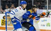 Weninger, Thunder Down Komets to Extend Lead