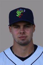 home run: Matt Brash portrait