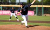 Gunn Sharp, But Bats Silenced in Extra Inning Loss to RedHawks