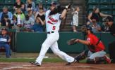 Krause Helps Lead RedHawks over Goldeyes