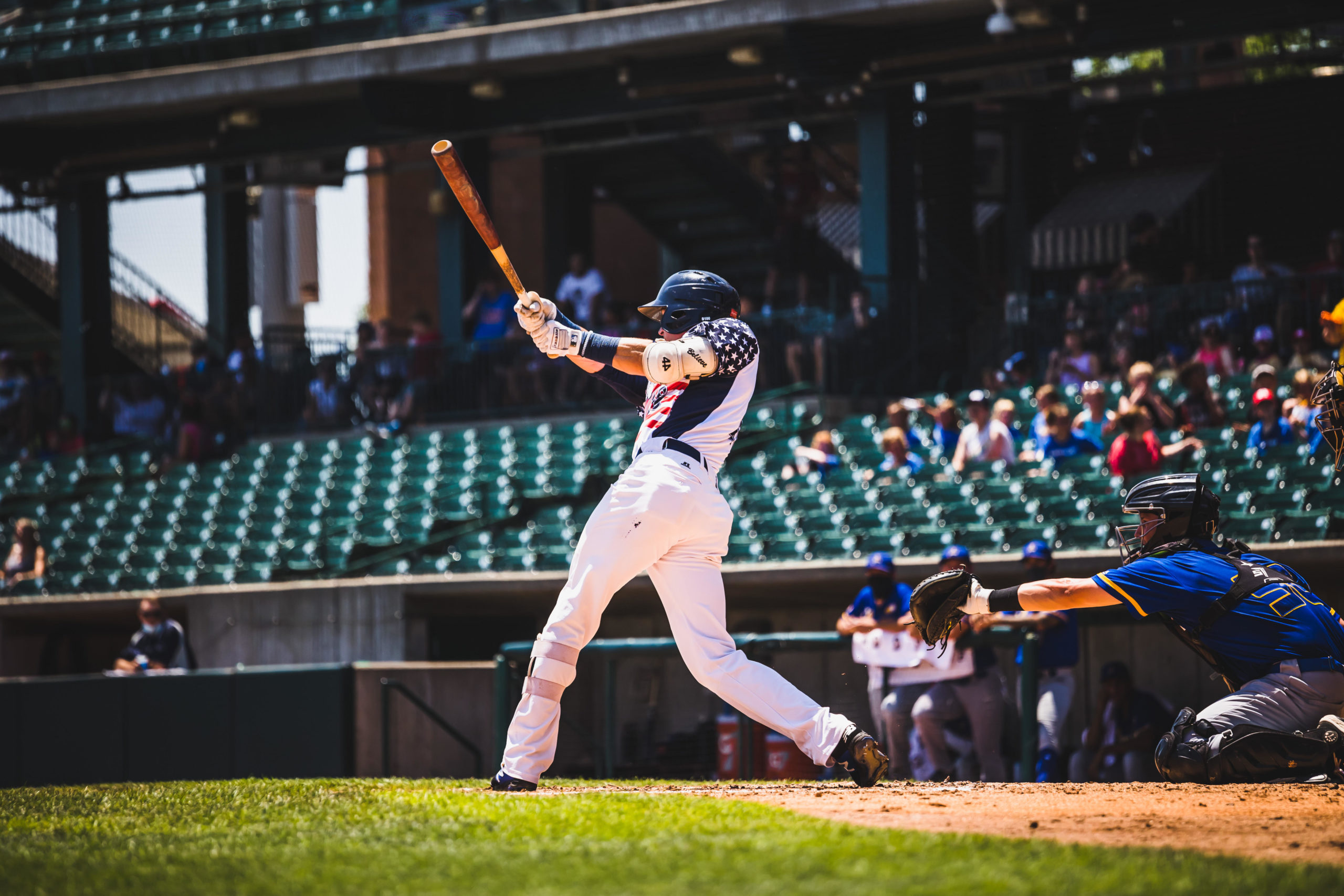 Lance Dazzles to Earn First Victory, Saltdogs Edge Apollos