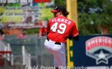 Pina, Pitching Lead RedHawks to Shutout Victory