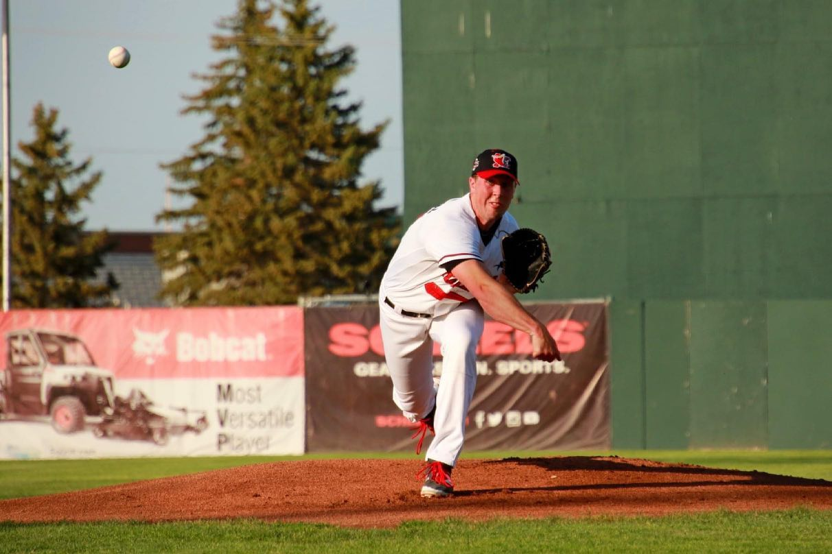 Four-Run First Too Much for RedHawks to Overcome