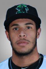 """""""Home Run"""" Smith: Aaron Phillips portrait"""